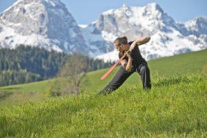 Tog Chöd Schwert der Weisheit - Meditationspraxis in Bewegung